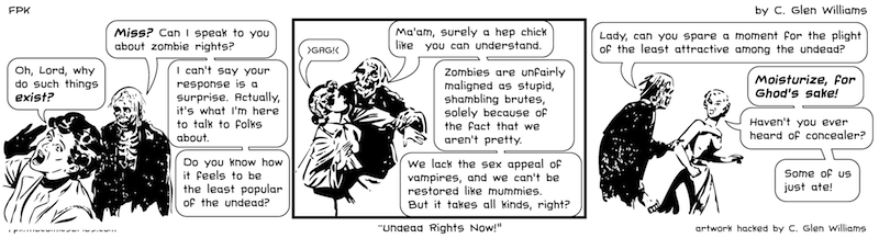 Undead Rights Now!