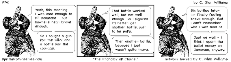 Economy of Choice