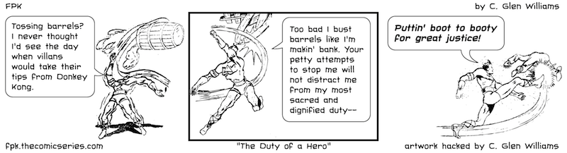 The Duty of a Hero