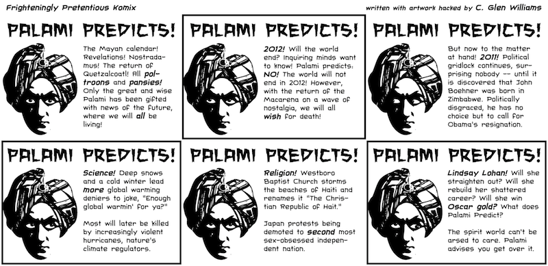 Palami Predicts!